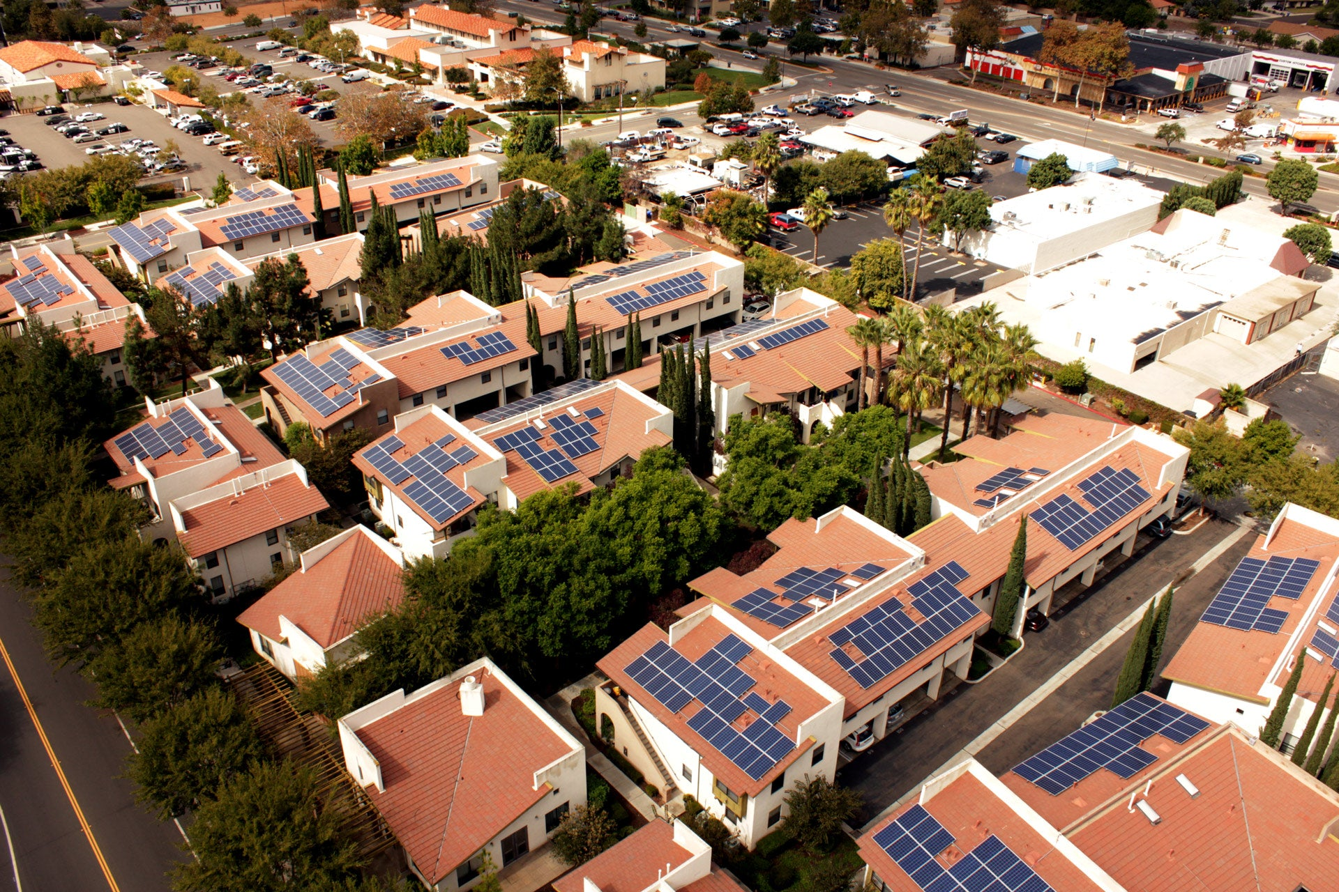 Solar Panel Installation For Homes In California And