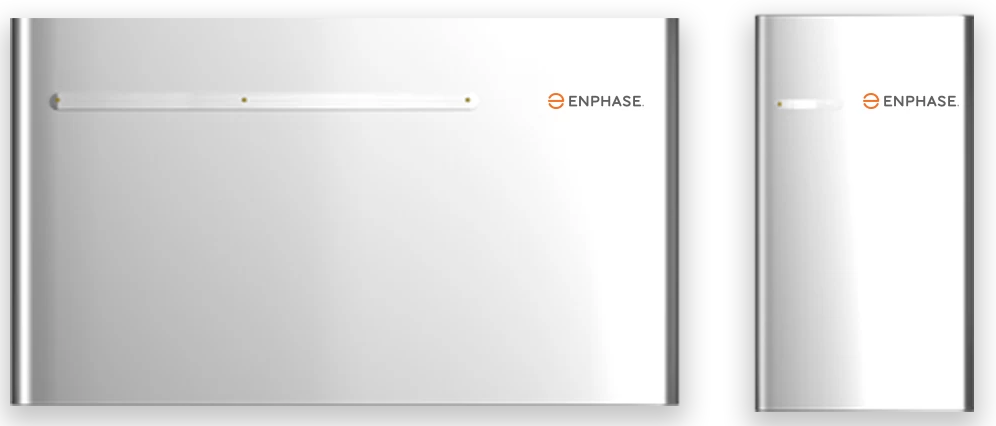 enphase encharge 10 and encharge 3 side by side