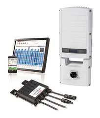 Solar Edge Inverter and PV Optimizers