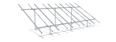 IronRidge Ground Mount Solar Racking