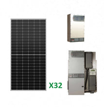 Load image into Gallery viewer, 12.8kW Solar Off-Grid Kit with 16kW Power System