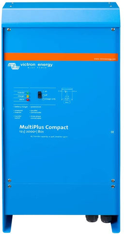 Victron MultiPlus Compact 12/2000/80-50 120V Inverter Charger