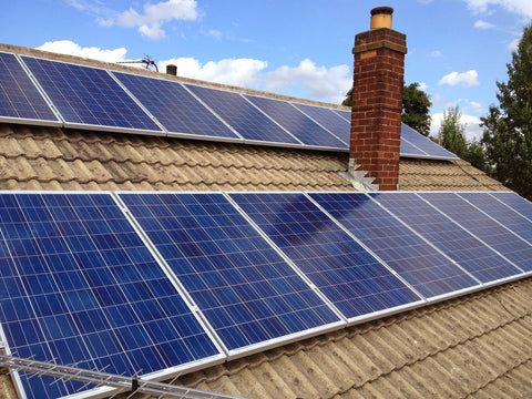 4kw Solar Panel Installation Kit 4000 Watt Solar Pv