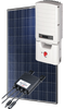 9150 Watt (9kW) DIY Solar Install Kit w/SolarEdge Inverter