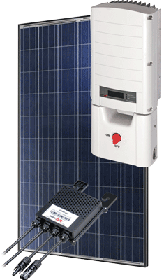 5185 Watt 5kw Diy Solar Install Kit W Solaredge Inverter