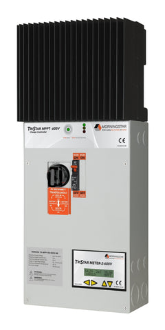 Morningstar TS-MPPT-60-600V-48-DB-TR, HIGH VOLTAGE CHARGE CONTROLLER
