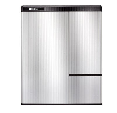 LG Chem RESU 9.8 kWh Lithium Ion Solar Battery Backup