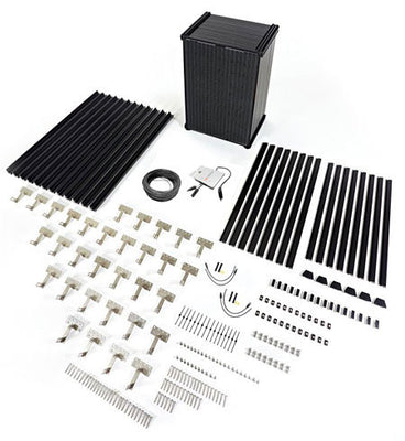 7kW (7000W) Solar Panel Ground Mount Installation Kit