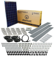 Load image into Gallery viewer, 20,000 Watt (20kW) DIY Solar Install Kit w/Microinverters