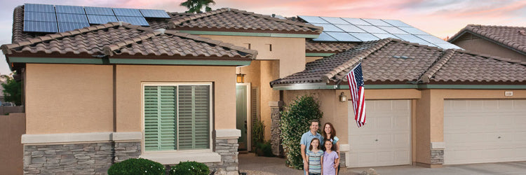10kW Solar Panels for home