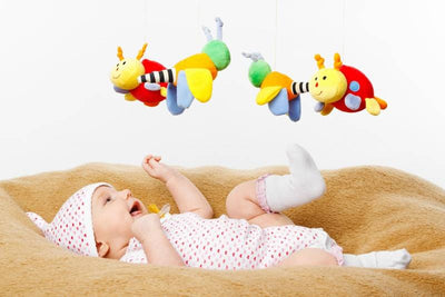 Your ultimate guide to baby sensory development