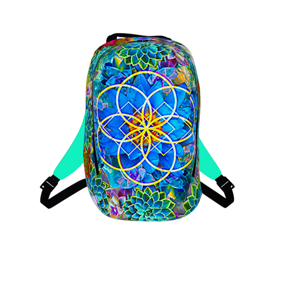 Succulent Paradise Backpack