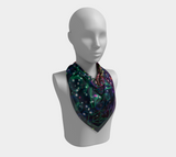 Stardash Square Scarf