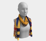 F*** You NOT Sorry Long Scarf (6 Color Options)