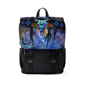 """Cactus Night"" Casual Shoulder Backpack"