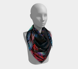 Fairly Lit Square Scarf