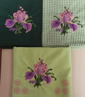 Embroidered Towels