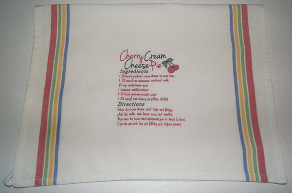Recipe Towels
