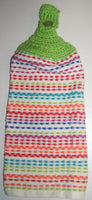 Various Crocheted Top Towels