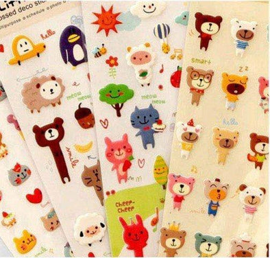 Cute Animals Sticker