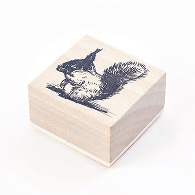 Cute Animal Stamp