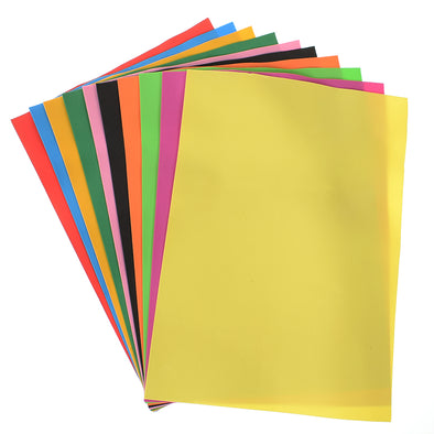 Multi-color Foam Paper
