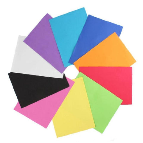 Multi-color Craft Paper