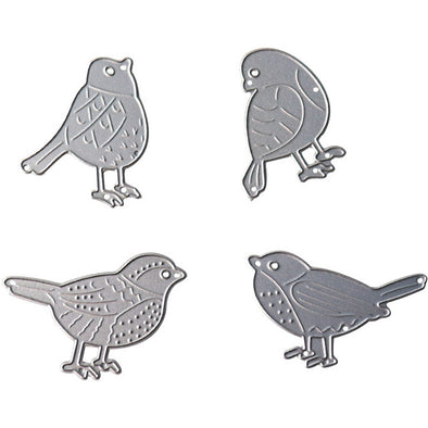 Mini Bird Cutting Dies