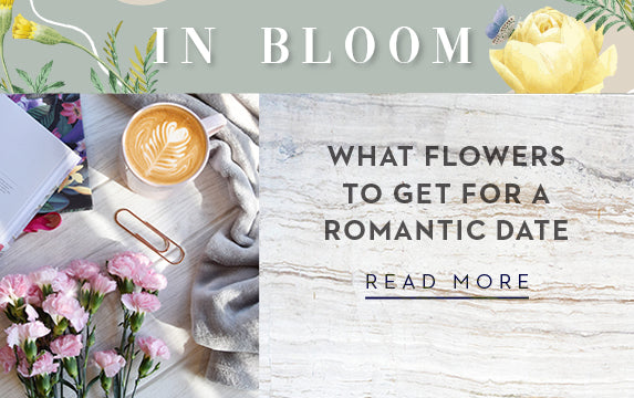 Going On A Romantic Date? Here Are The Perfect Flowers For The Occasion!
