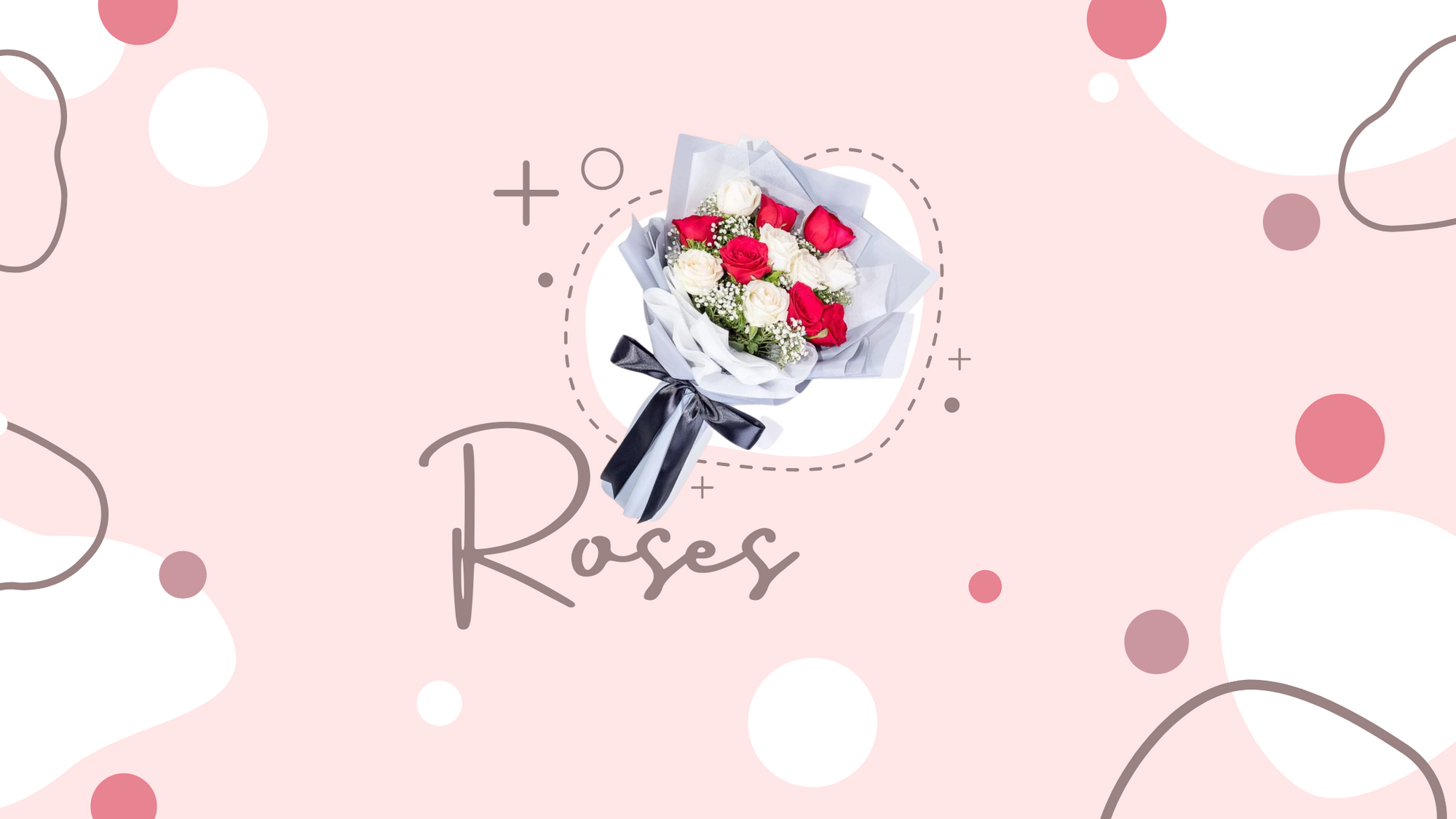 Rose Flower Bouquets_roses