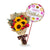 Sunset Roses - Birthday Bundle