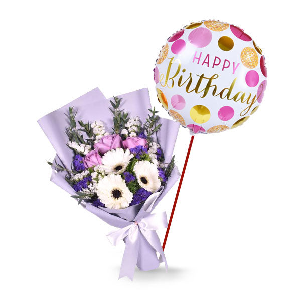 Purple Passion - Birthday Bundle