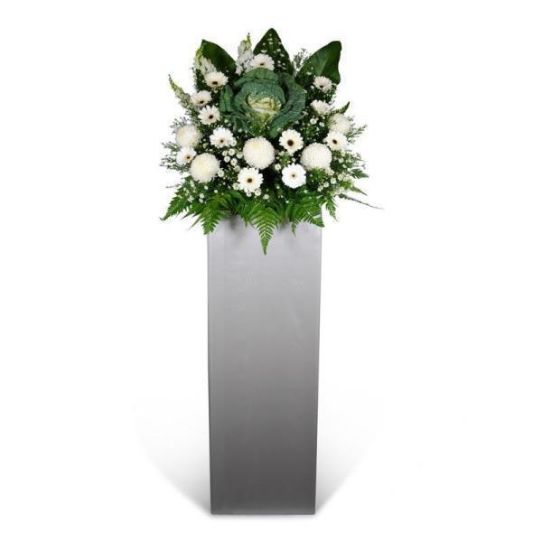 flower_stand_condolence Honor and Love