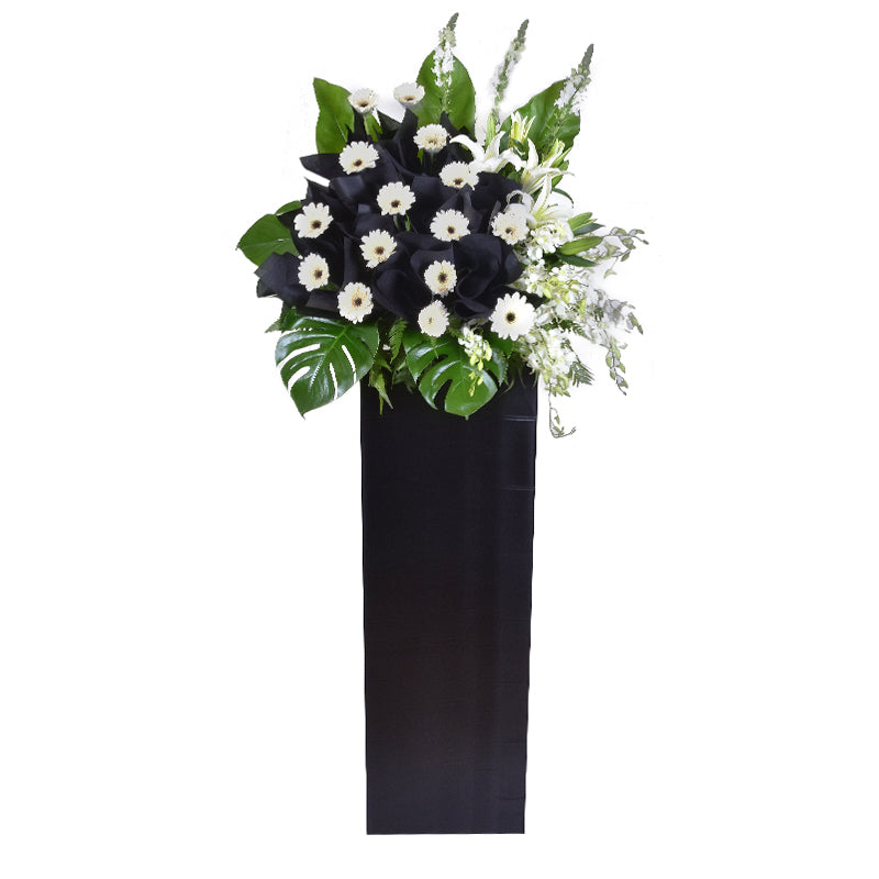 Thinking Of You | Condolence Flower Stand