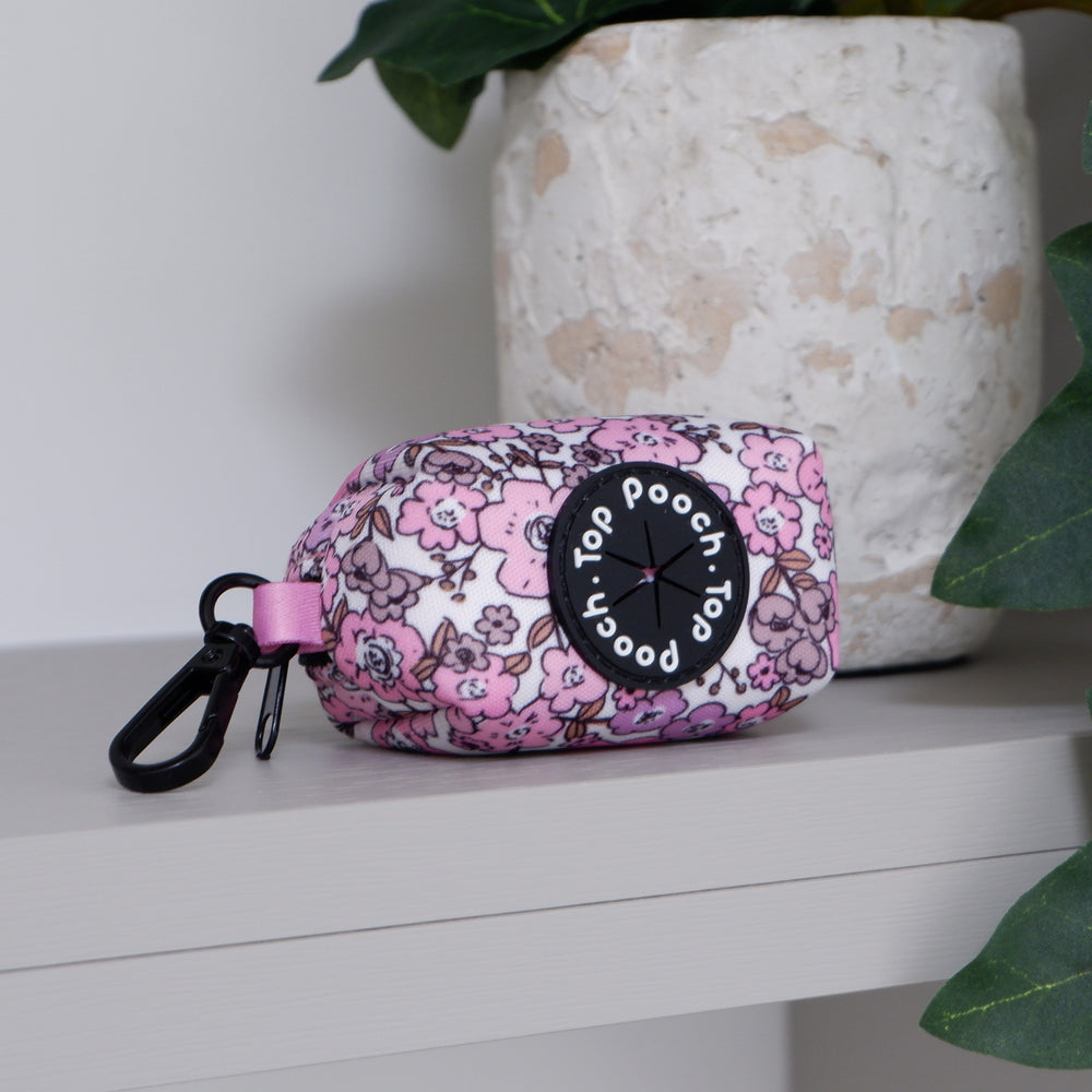 Blossom Poop Bag Holder