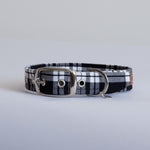 Menzies Tartan dog collar | Handmade Dog collar