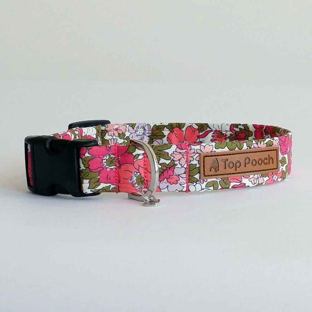 Flourish Dog Collar