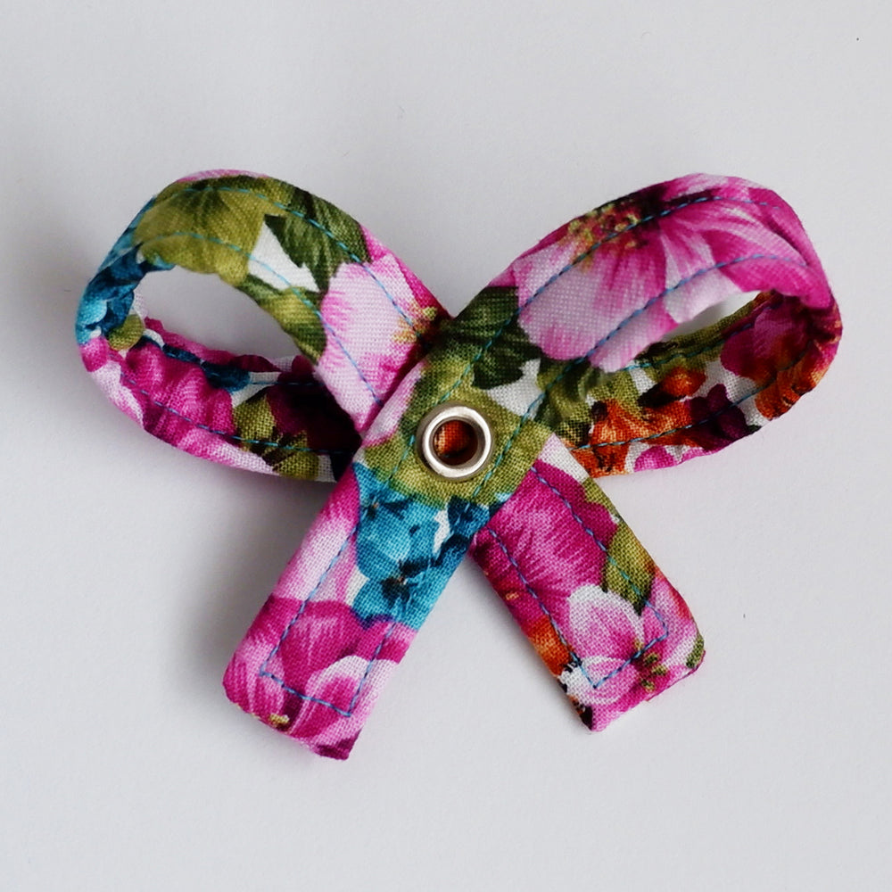 Bloom Dog Bow