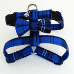 tartan harness | dog harness | soft dog harness
