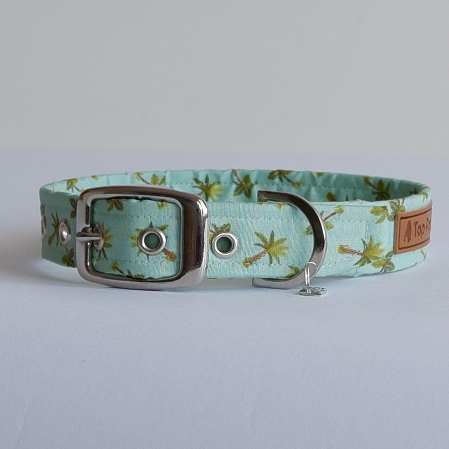 Tropics Buckle Dog Collar