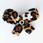 Leopard Dog Bow