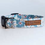 Spring Meadow Dog Collar