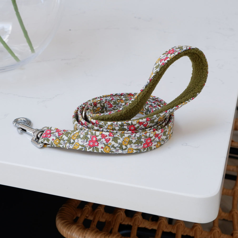 S/M  Country Garden Dog Lead