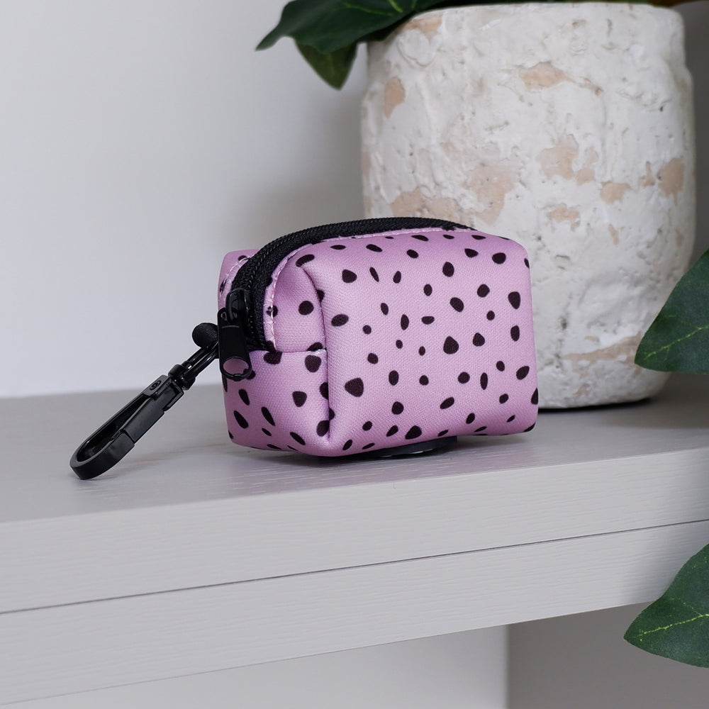 Animal Poop Bag Holder - Lilac