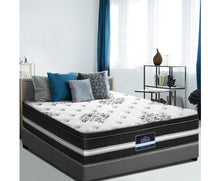 Load image into Gallery viewer, Giselle Bedding Queen Size Cool Gel Memory Foam Spring Mattress
