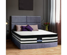 Load image into Gallery viewer, Giselle Bedding Queen Size 27cm Thick Foam Spring Mattress