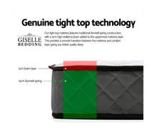 Load image into Gallery viewer, Giselle Bedding Single Size 16cm Thick Tight Top Foam Mattress