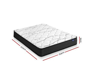 Giselle Beddings Glay Series Bonnell Spring Queen Mattress