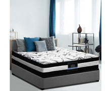 Load image into Gallery viewer, Giselle Bedding King Size Euro Spring Foam Mattress