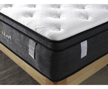 Load image into Gallery viewer, Eurotop Mattress 5 Zone Pocket Spring Latex Foam 34cm - Queen